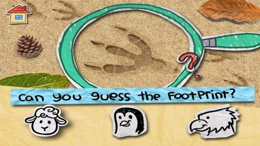 Guess The Footprint
