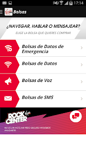 Virgin Mobile Chile- screenshot thumbnail