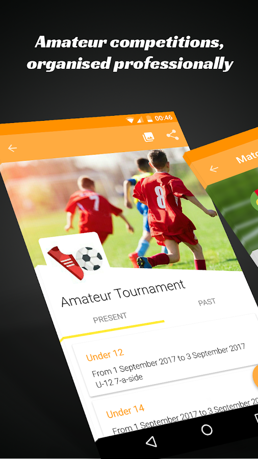 🏆Tournament & league manager: brackets, schedules- screenshot