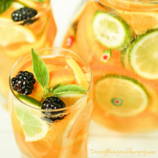 Sparkling Citrus Sangria.