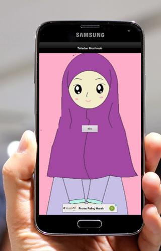Teladan Muslimah