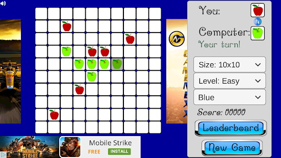 AppleChess - Tic Tac Toe- screenshot thumbnail