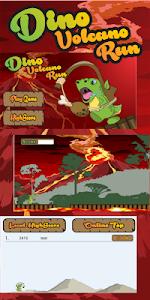 Dino Volcano Run screenshot 4