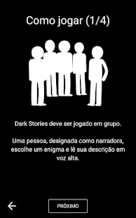 Dark Stories: miniatura da captura de tela