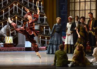 Photo: DER NUSSKNACKER - Ballettpremiere an der Wiener Staatsoper. Premiere 7.10. 2012, Choreographie: Rudolf Nurejew. Foto Barbara Zeininger