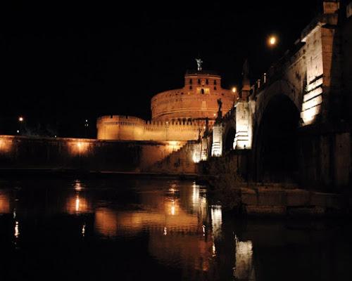 Roma, Castel Sant'Angelo di roberta monaco