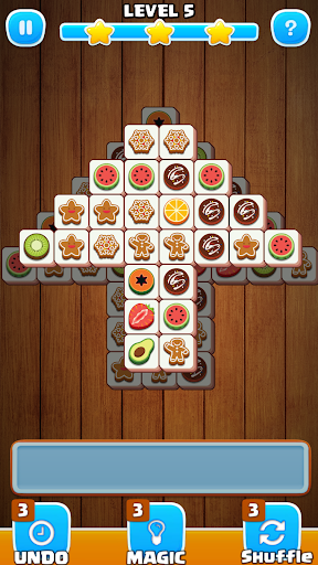 Tile Match Sweet - Classic Triple Matching Puzzle 1.10.15 screenshots 2
