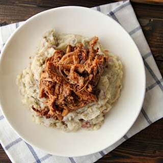 Pulled Pork with Paleo BBQ Sauce