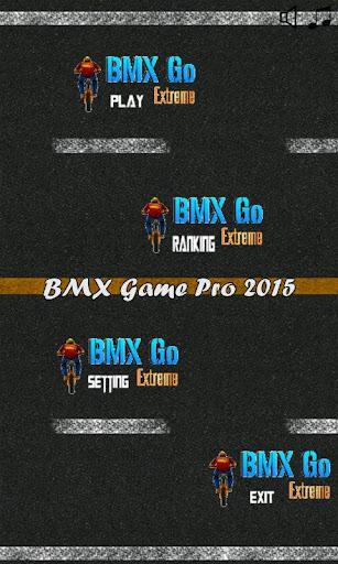 BMX Game Pro 2015