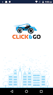 ClickAndGo Solution - náhled