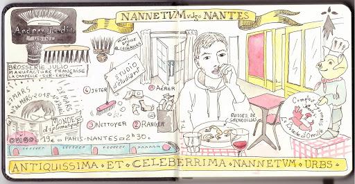 Dessin Nantes