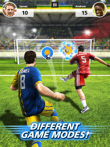 Football Strike - Multiplayer Soccer filehippodl screenshot 9