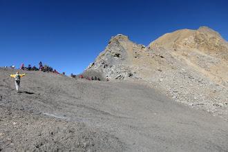 Photo: A l'approche du Goma La