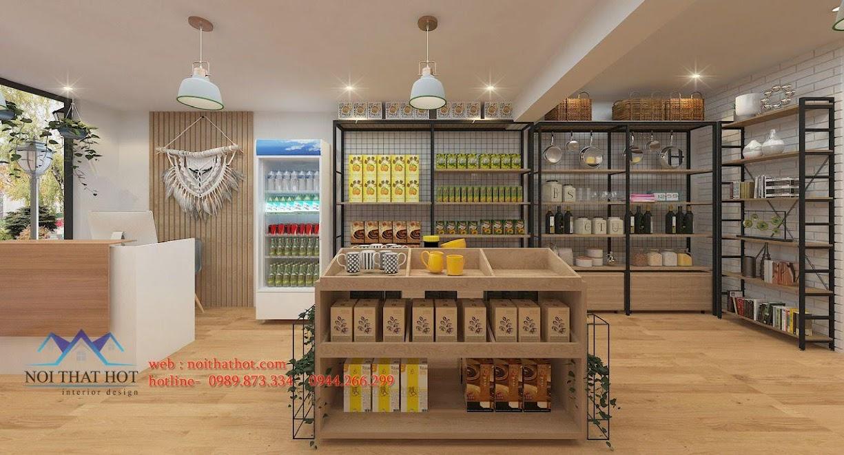 thiết kế cửa hàng tiện ích 4