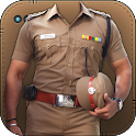 Police Suit Camera icon