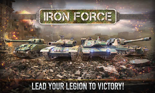 Iron Force 2.6.0 Apk (Unlimited Money) MOD 1