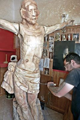 Lo scultore di FransuaR