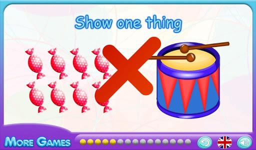 Educational games: one, many 0.1.0 screenshots 2