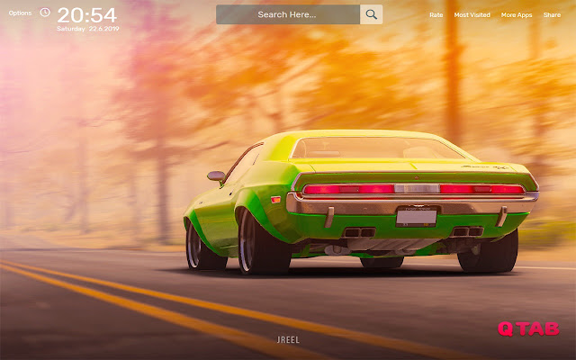 The Crew 2 Wallpapers HD Theme