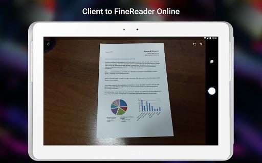 ABBYY FineReader client 1.1.0.5 screenshots 7