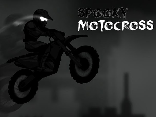 android Spooky Motocross Screenshot 0