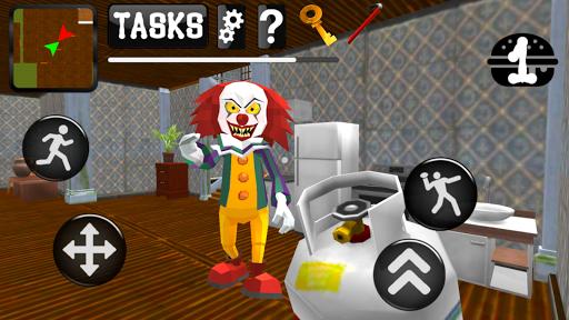 PC u7528 Clown Neighbor Escape 1