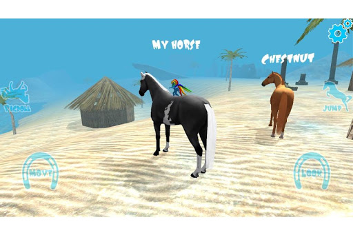 玩免費模擬APP 下載Hill Cliff Horse app不用錢 硬是要APP