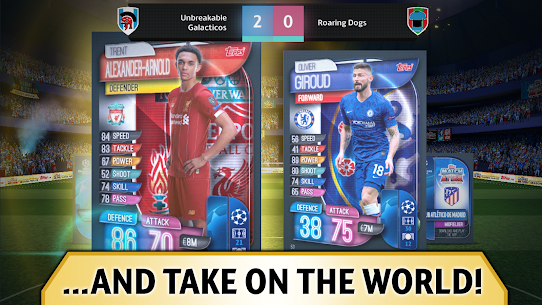 Match Attax 19/20 App Download For Android and iPhone 6