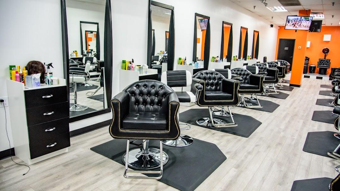 V I P African Hair Braiding Beauty Salon Hair Salon In