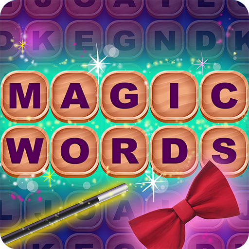 Magic Words: Free Word Spelling Puzzle (game)