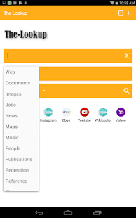 App The Lookup Browser APK for Windows Phone