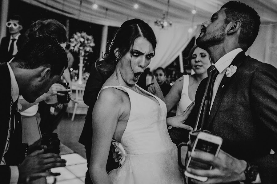 Wedding photographer Estefanía Delgado (estefy2425). Photo of 24.05.2017
