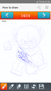 Download how to draw Lego for Windows Phone apk screenshot 4