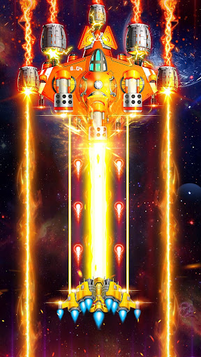 Télécharger Gratuit Space Shooter: Attaque de galaxie (Premium) APK MOD (Astuce) screenshots 1