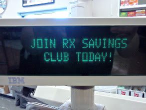 Photo: Join the Rx Savings Club today!! No but really you can save a lot over time! Signing up was so quick I missed snapping a photo.