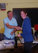 Photo: Rosie Casey, Clonmel A.C. 2nd Lady home in the 7km Race