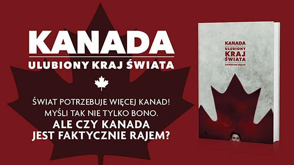 Kanada. Ulubiony kraj świata, okładka