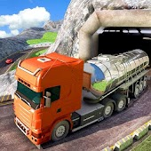 Offroad Oil Tanker Cargo Games