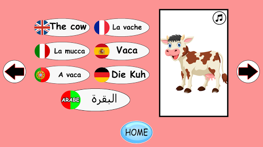 ud83dudc3b Learn animals: animal sounds u2714 1.6 screenshots 1