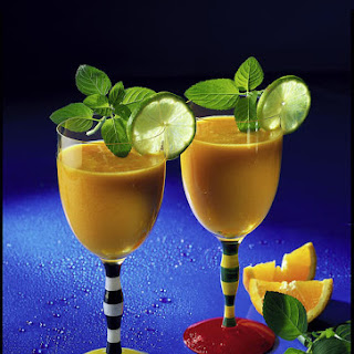 Mango Orange Tonic.