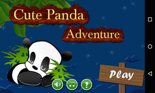 Cute Panda Adventure
