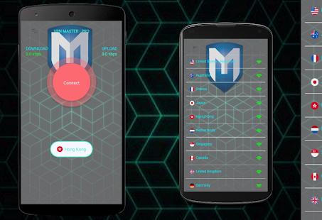 VPN MASTER - PRO Screenshot