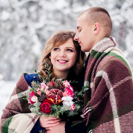 Свадебный фотограф Надежда Грибута (nadezhdaphoto). Фотография от 04.02.2018
