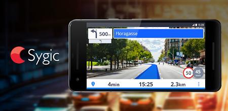 دانلود Sygic GPS Navigation & Maps