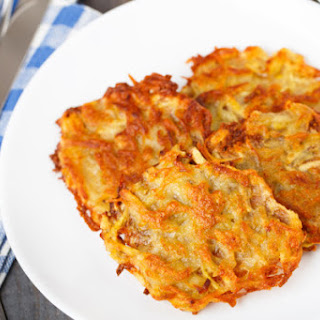 Oven Baked Potato Cakes Recipe