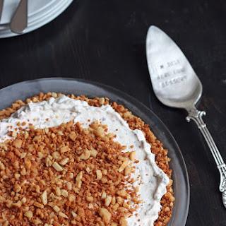 Toffee Dream Pie.