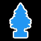 the little blue tree
