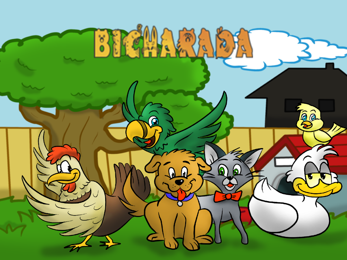 Bicharada - App Kids- screenshot