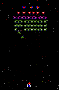 Galaxiga - Space Shooter - náhled