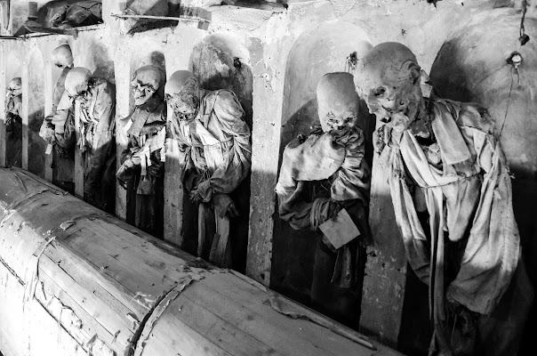 Catacombe di danilomateraphotography